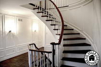 Vella Contracting Wainscoting Stairs