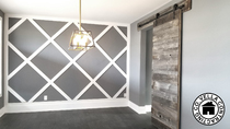 Vella Contracting Feature Wall