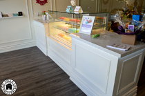 Vella Custom built bakery display