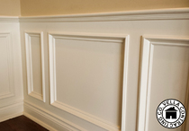 vella contracting, wainscoting, wainscotting, moulding, trim, chair rail, chairrail, cahirail, boxes, baseboards, paint, ideas, stairs, mike holmes, daniel vella, detail, custom, classic