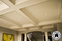 Vella Contracting Coffered Ceiling