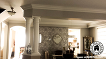 Vella Contracting Crown Moulding